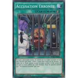 Yugioh - Accusation Erronée (SP) [BOSH]