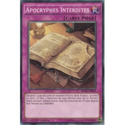 Yugioh - Apocryphes Interdites (C) [BOSH]