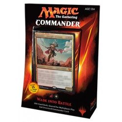 Deck Commander 2015 en Français Participation au Combat