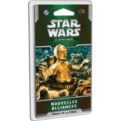Cycle #4 190-194 Nouvelles Alliances Star Wars JCE