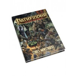 Codex Monstrueux Pathfinder - Jeu de Rôle