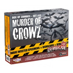 -  Zombicide - Murder of Crowz