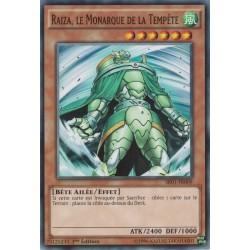 Raiza, le Monarque de la Tempête (C) [SR01]