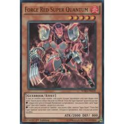 Force Red Super Quantum (UR) [WIRA]