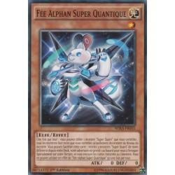 Yugioh - Fée Alpha Super Quantum (C) [WIRA]