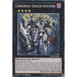 Yugioh - Cairngorgon, Chevalier Antilumière (C) [WIRA]