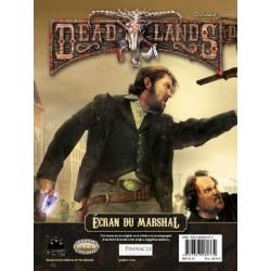 Deadlands - Reloaded - Guide du Joueur Stone Cold Dead