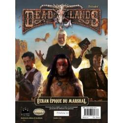 Deadlands - Reloaded - Ecran Epique