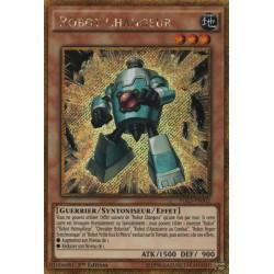 Yugioh - Robot Changeur (STR Gold) [PGL3]