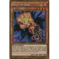 Yugioh - Main de Feu (STR Gold) [PGL3]