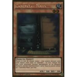 Yugioh - Cancrelat Maxx (Gold) [PGL3]
