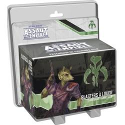 Star Wars Assaut sur l'Empire - Blasters à Louer