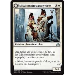 Blanche - Missionnaires avacyniens (U) [SOI]