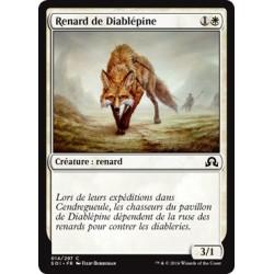 Blanche - Renard de Diablépine (C) [SOI]