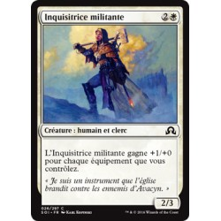 Blanche - Inquisitrice militante (C) [SOI]
