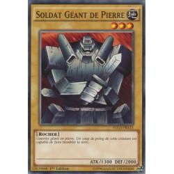 Soldat Géant de Pierre (C) [GLD]