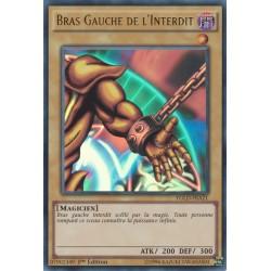 Bras Gauche de l'Interdit (UR) [GLD]