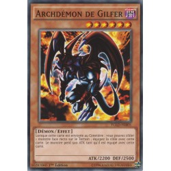 Archdémon de Gilfer (C) [GLD]
