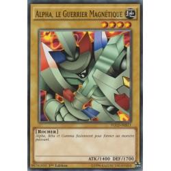 Alpha, le Guerrier Magnétique (C) [GLD]