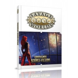 Savage Worlds - Compagnon Science Fiction (Edition Limitée)