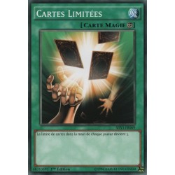 Yugioh - Cartes Limitées (SP) [SHVI]