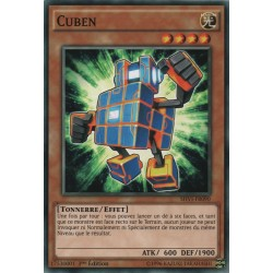 Yugioh - Cuben (C) [SHVI]