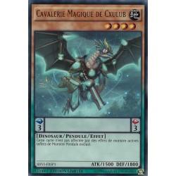 Yugioh - Cavalerie Magique de Cxulub (UR) [SHVI]