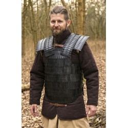 Armure Viking -Acier Poli- M/L
