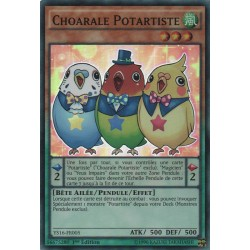 Choarale Potartiste (SR) [YS16]