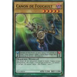 Canon de Foucault (C) [YS16]