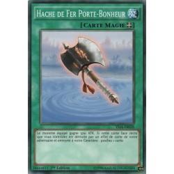 Hache de Fer Porte-Bonheur (C) [YS16]