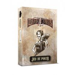 Deadlands - Reloaded - Jeu de Poker Blanc