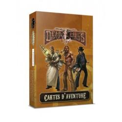 Deadlands - Reloaded - Cartes d'Aventure