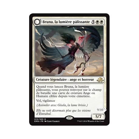 Blanche - Bruna, la lumière pâlissante (R) [EMN]