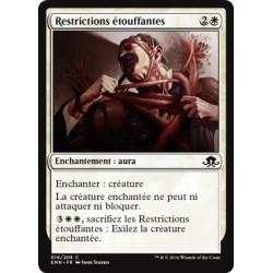 Blanche - Restrictions étouffantes (C) [EMN]