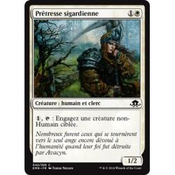 Blanche - Prêtresse sigardienne (C) [EMN]
