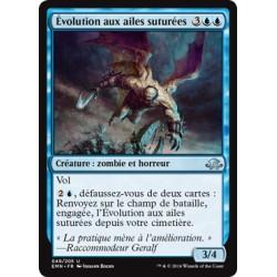 Bleue - Evolution aux ailes suturées (U) [EMN]