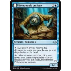 Bleue - Homoncule curieux (U) [EMN]