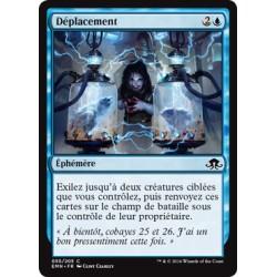 Bleue - Déplacement (C) [EMN]