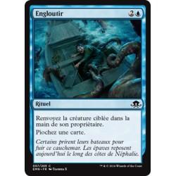 Bleue - Engloutir (C) [EMN]