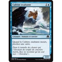 Bleue - Cultiste exultante (C) [EMN]