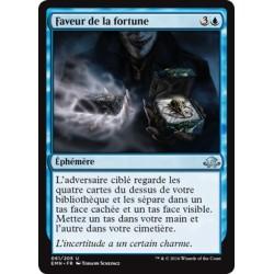 Bleue - Faveur de la fortune (U) [EMN]