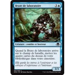 Bleue - Brute de laboratoire (C) [EMN]