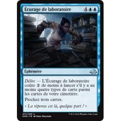 Bleue - Ecurage de laboratoire (U) [EMN]