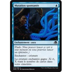 Bleue - Mutation spontanée (C) [EMN]