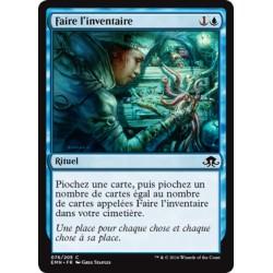 Bleue - Faire l'inventaire (C) [EMN]