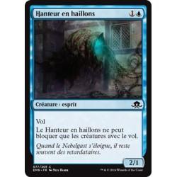 Bleue - Hanteur en haillons (C) [EMN]