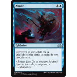 Bleue - Abolir (U) [EMN]