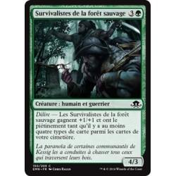 Verte - Survivalistes de la forêt sauvage (C) [EMN]