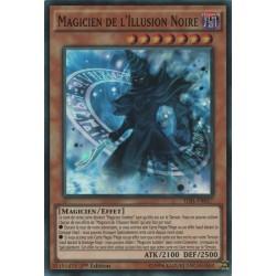 Yugioh - Magicien De L'illusion Noire (SR) [TDIL]